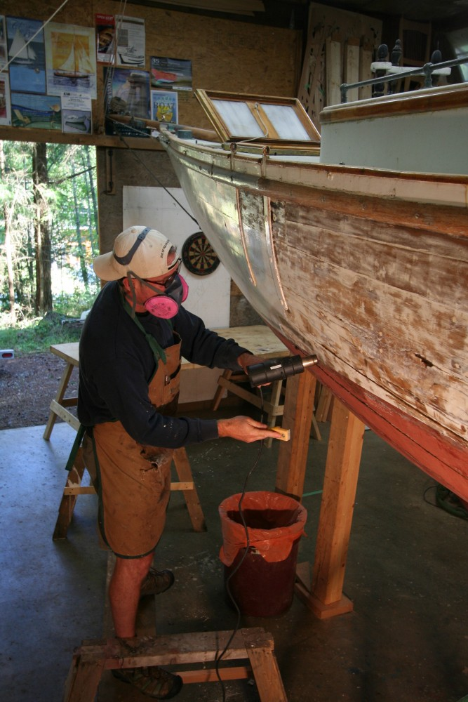 Unearthing the stories in Dorothy's planks